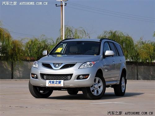 汽车之家 长城汽车 哈弗H5 2011款 欧风版 绿静2.0T自动两驱舒适型