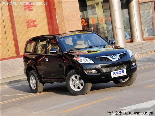 长城 长城汽车 哈弗H5 2011款 欧风版 绿静2.0T自动四驱豪华型