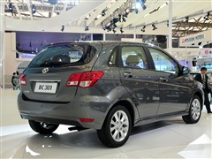 北京汽车 北京汽车 北汽BC301Z 2011款 基本型