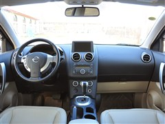 日产 东风日产 逍客 2011款 2.0XV 龙 CVT 4WD