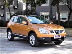 汽车之家 东风日产 逍客 2011款 2.0XV 虎 CVT 4WD