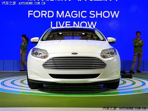 福特 福特(进口) 福克斯(海外) 2012款 Electric