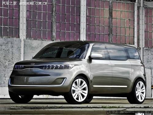 起亚 起亚(进口) 起亚KV7 2011款 Concept