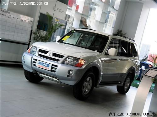 长丰 广汽长丰 帕杰罗 2011款 V73 3.0GLS AT