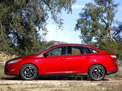 福特 福特(进口) 福克斯(海外) 2012款 基本型