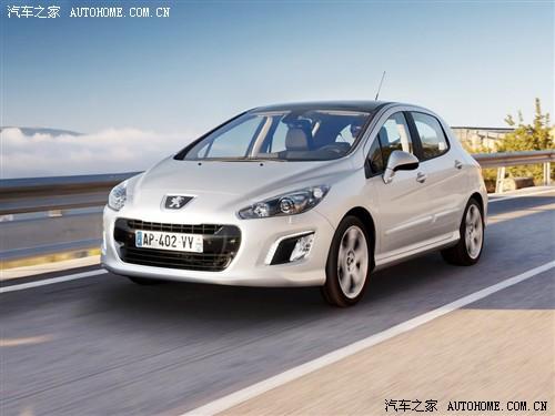汽车之家 标致(进口) 标致308(进口) 2012款 基本型