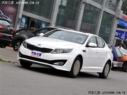 汽车之家 东风悦达起亚 起亚K5 2011款 2.0L GL AT
