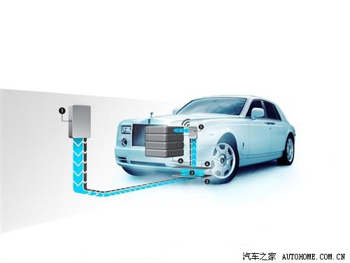 纯电动劳斯莱斯102EX将亮相日内瓦车展