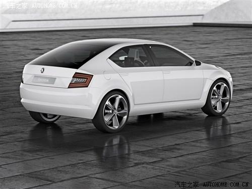斯柯达 斯柯达(进口) VisionD 2011款 Concept