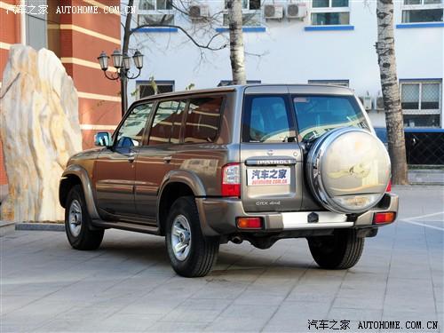 日产 日产(进口) 途乐 2004款 4800 GRX