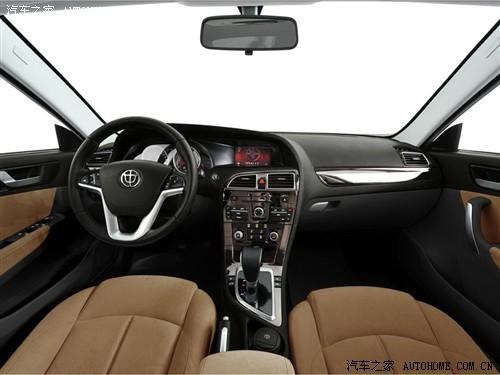 中华 华晨中华 中华SUV 2011款 基本型
