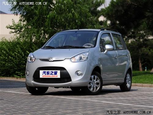 海马海马郑州海马爱尚2012款 1.0L 豪华型
