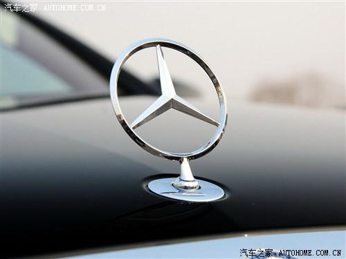 奔驰 奔驰(进口) 奔驰S级 2011款 S 350L CGI 4MATIC