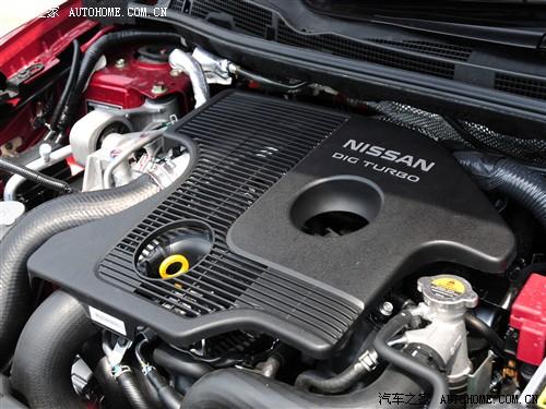 日产 东风日产 骐达 2011款 1.6T M-CVT致酷版