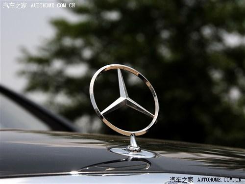 奔驰 奔驰(进口) 奔驰s级 2012款 s350l grand edition