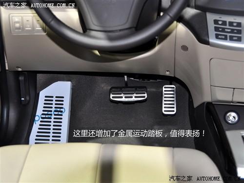 現代 北京現代 悅動 2011款 基本型
