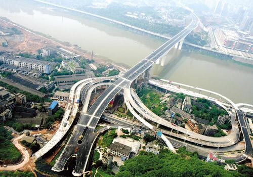 世界上最复杂的立交桥_世界上最复杂的立交桥 老司机都被玩坏了