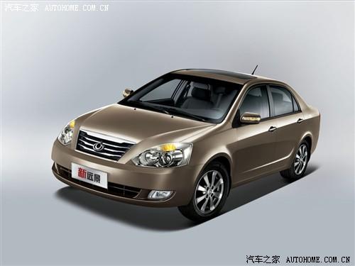 吉利全球鹰 吉利汽车 远景 2011款 1.5 标准型