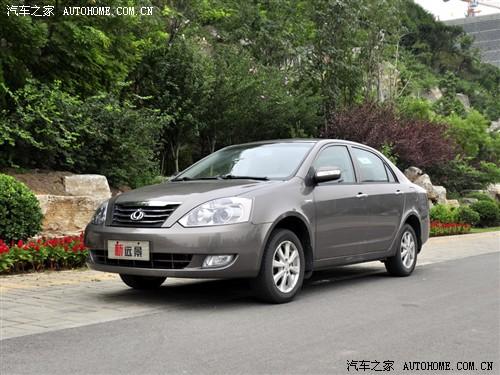 吉利全球鹰 吉利汽车 远景 2011款 1.5 舒适型