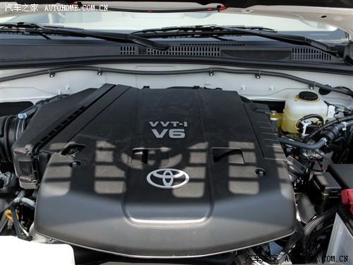 一汽丰田 普拉多 4.0 VX NAVI版