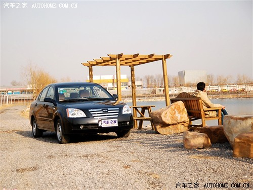 迎合过渡期需求 奇瑞双燃料车备受青睐【图】