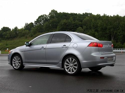 汽车之家 三菱 Lancer EX 时尚版