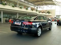 一汽奥迪 奥迪A6L 09款 2.4L 舒适型