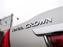 丰田 一汽丰田 皇冠 2010款 V6 2.5 Royal 真皮导航版