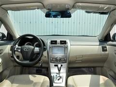 丰田 一汽丰田 卡罗拉 2011款 1.8L GLX-i 导航版 CVT